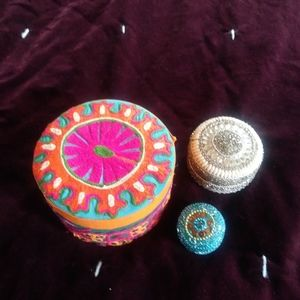 East Indian boxes- 3